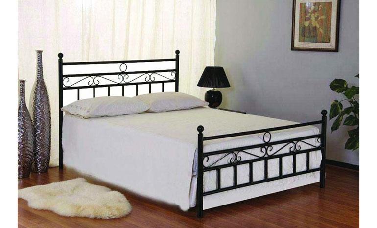 Classic Bedroom metal furniture