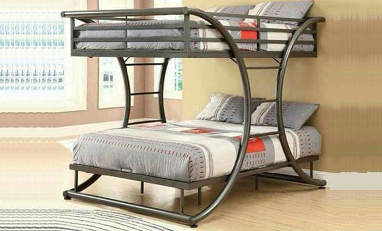 4X6 Bedroom metal furniture