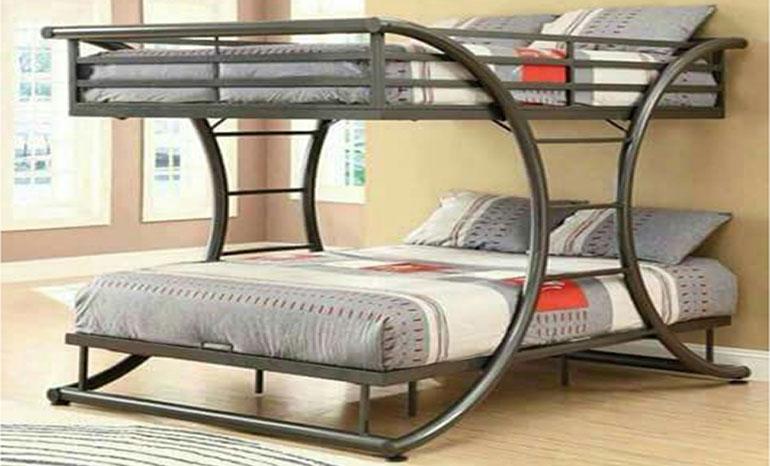 5×6 Double Decker bed