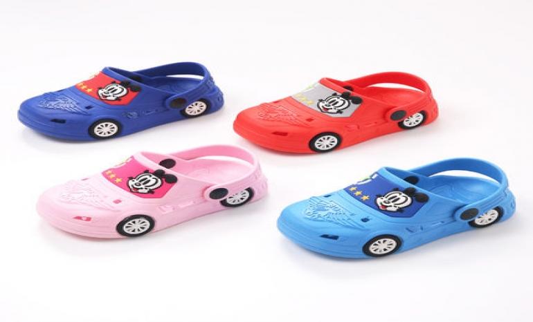 Babu bean baby slippers, car