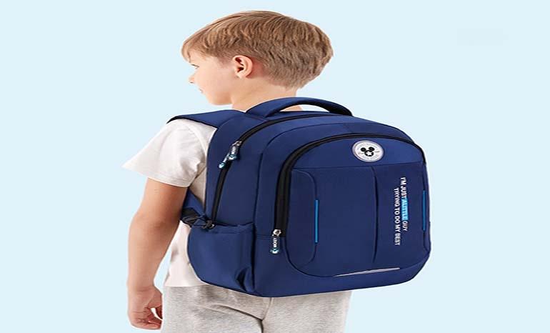 Disney school bag for boys 3-4-6 grade