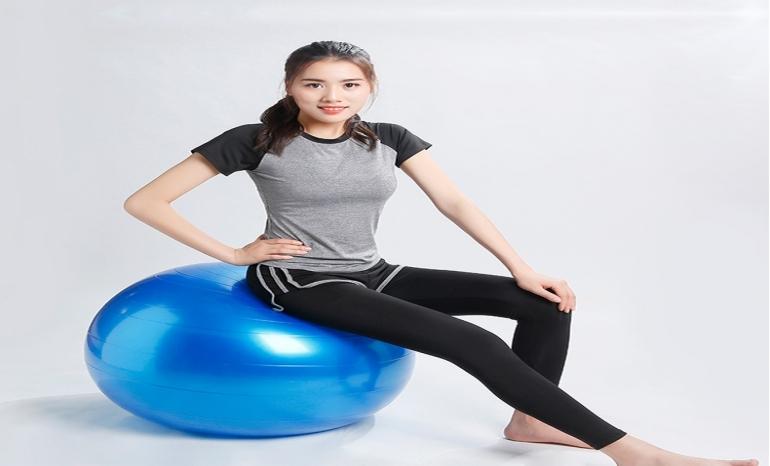 Yoga Ball Fitness Ball