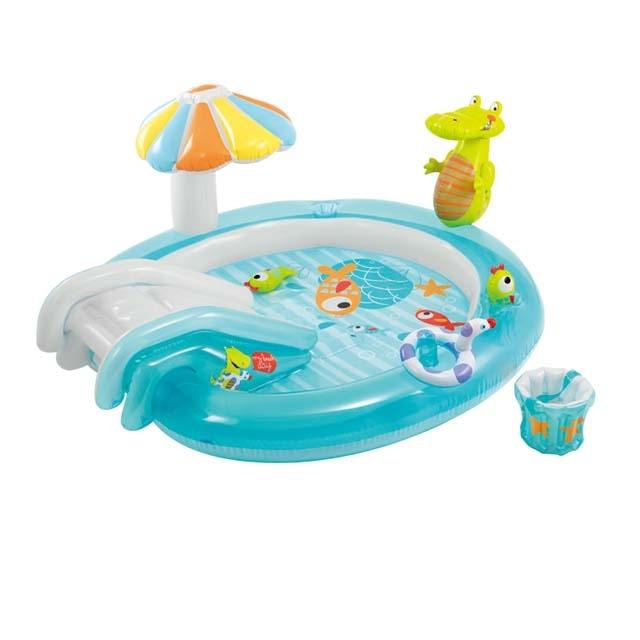 Home child swimming pool