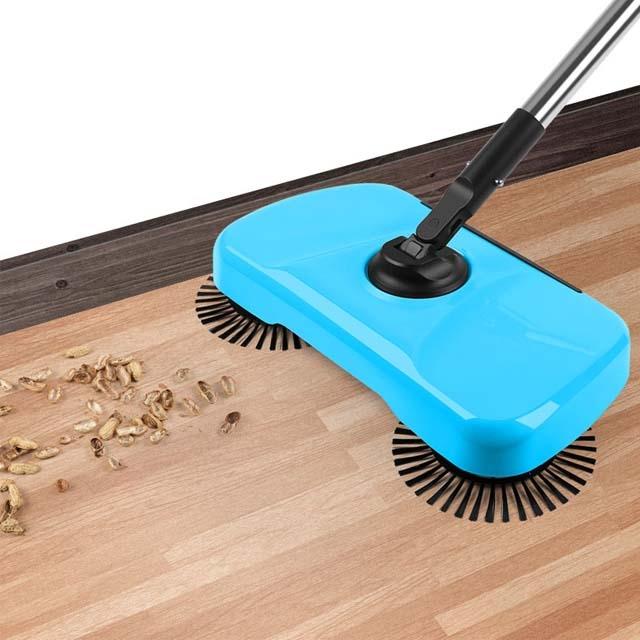 Hand sweep machine