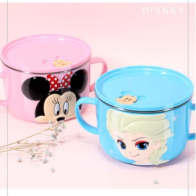 Disney children's tableware stainless steel