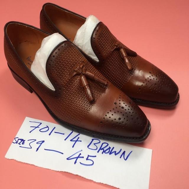 sandaland leather shoes 701-14