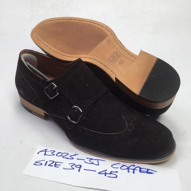 velvet moka shoes