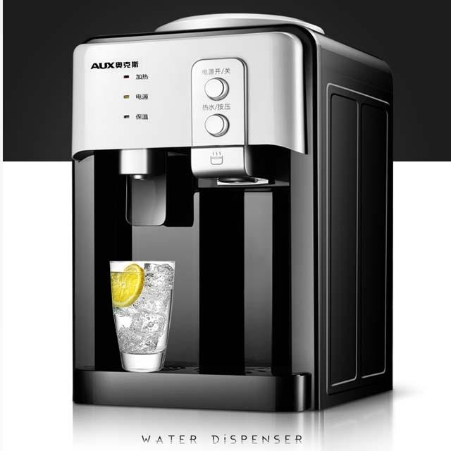Desktop water dispenser small household vertical cooling heating