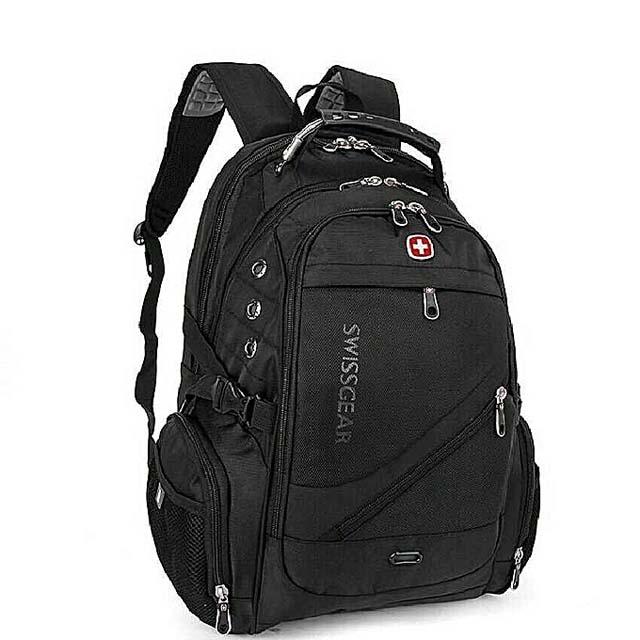 Smart Bagpack - Black