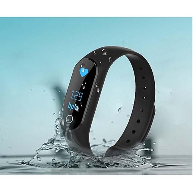 Smart Bracelet M2 Fitness Tracker Sport Smart Wristband Pedometer Heart Rate