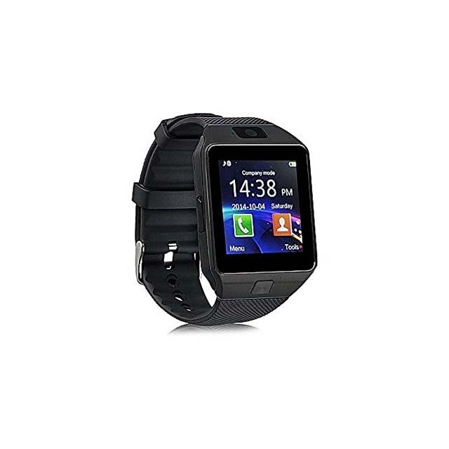 Dz09 Smart Watch 64MB RAM 128MB HDD - Black
