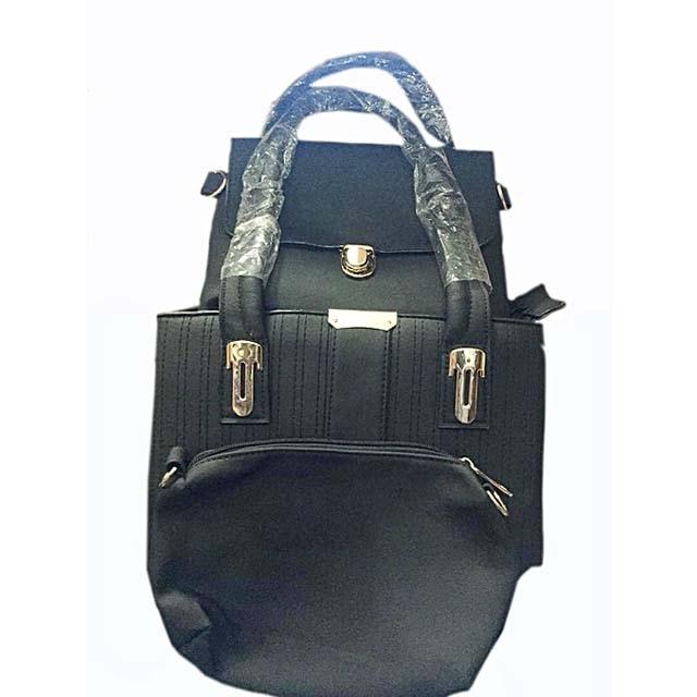 3 in 1 Fashion Women Shoulder Bag (Handbag)