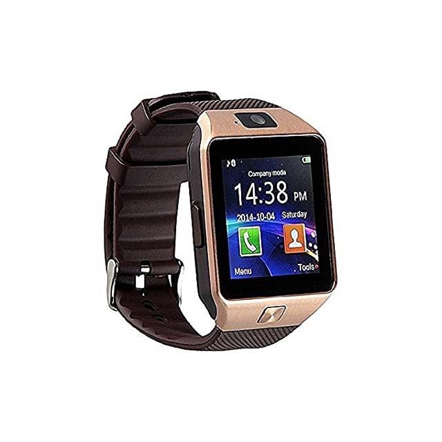 Sim Card Phone Watch - Black