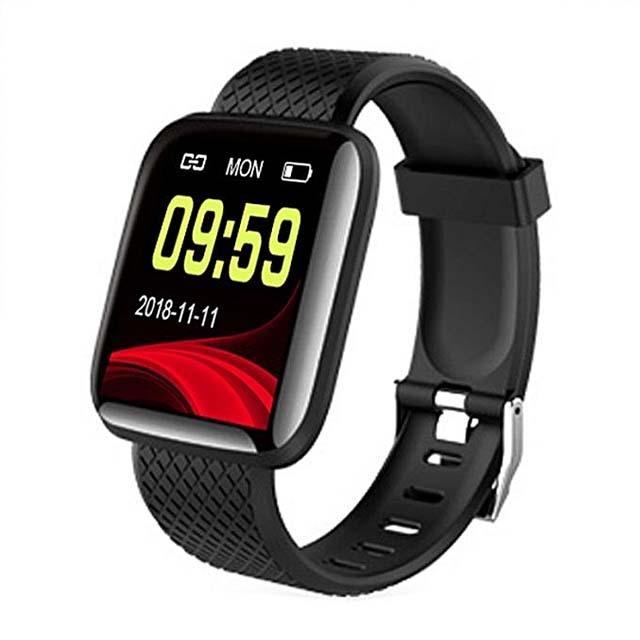 116 Plus Color Screen Smart Bracelet Watch