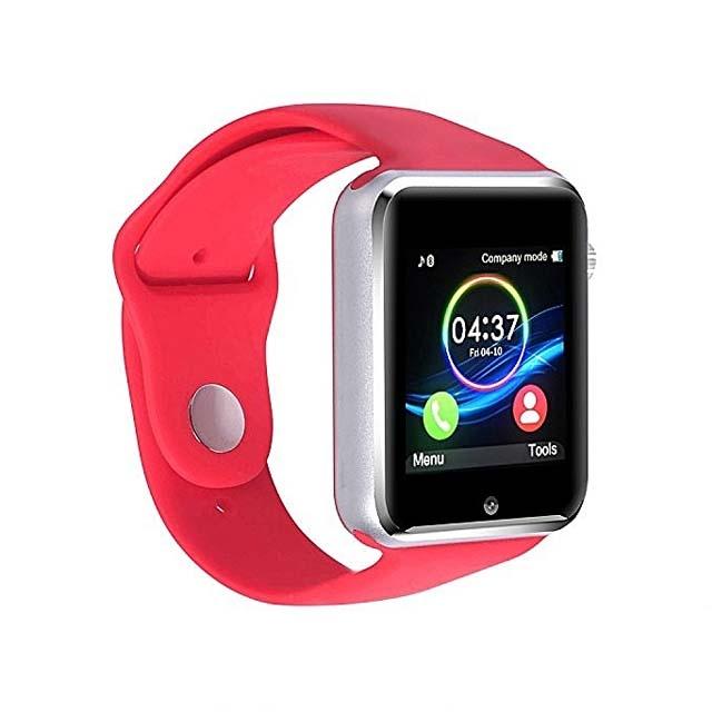 Classic A1 Smart Watch Pink