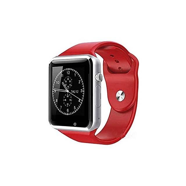A1 Smart Watch Red