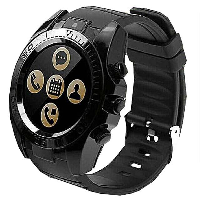 Sw007 Smart Watch - Black