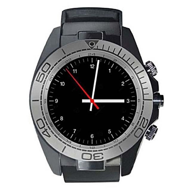 Sw 007 Smart Watch - Black