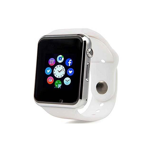 A1 Classic Smart Watch White