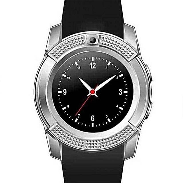 2017 Smart Watch - Silver
