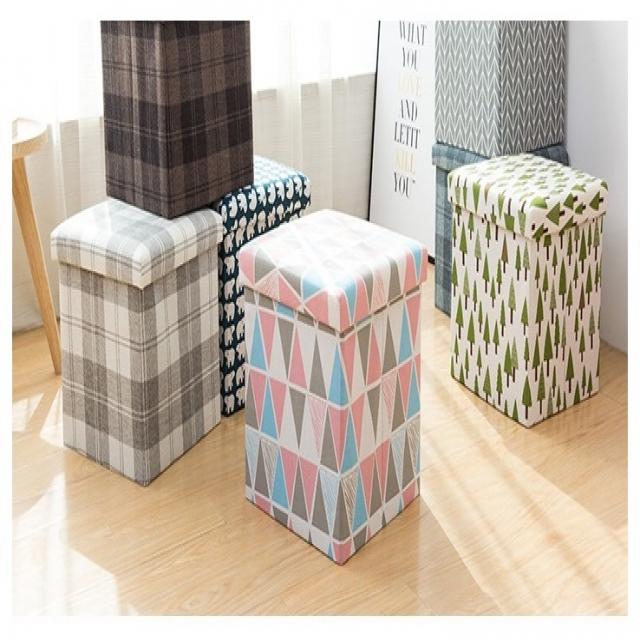 Storage stool, Storage chair, Storage box