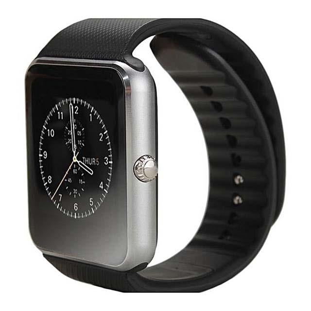 GT08 Smart Watch Silver