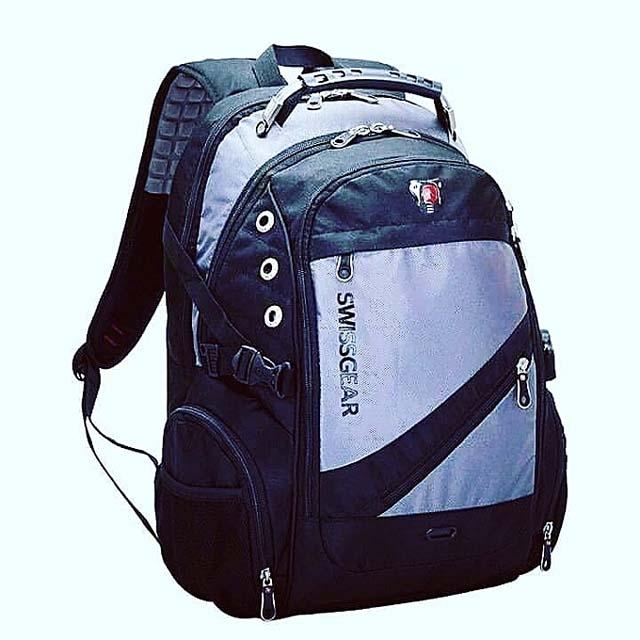 Swissgear Laptop Bag - Silver