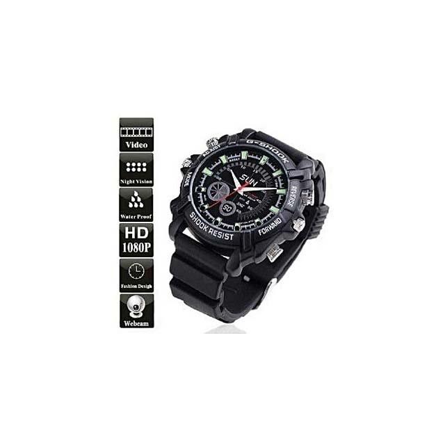 G-Spy Watch