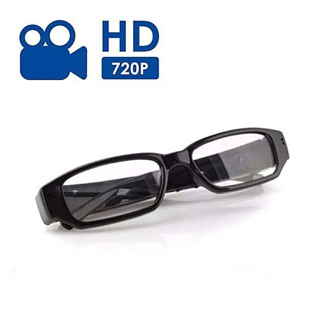 HD Spy Camera Glasses 720P