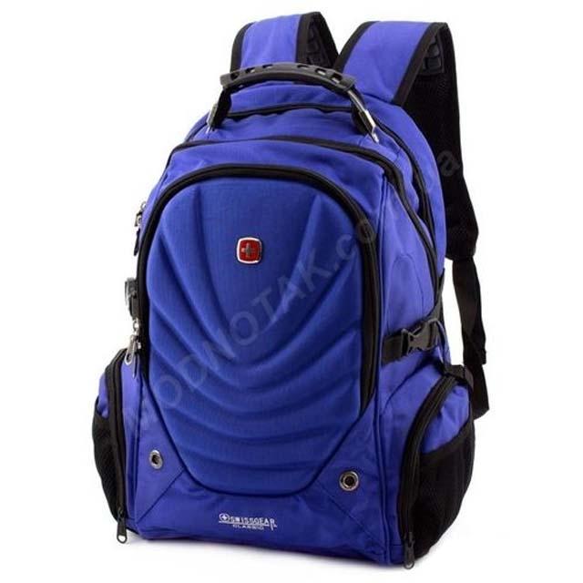 Laptop Backpack - Blue
