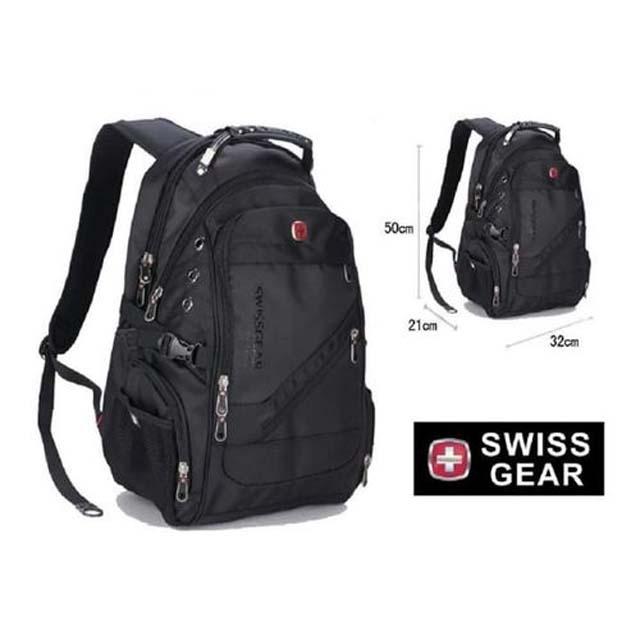 Laptop Backpack - Black bage