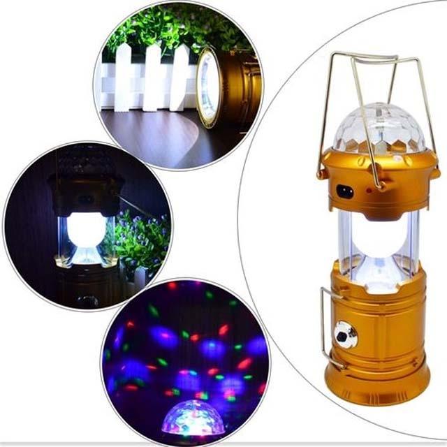 Magic Cool camping Light