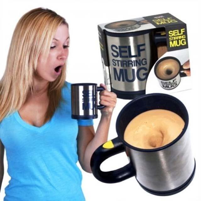 Spoonless Mug