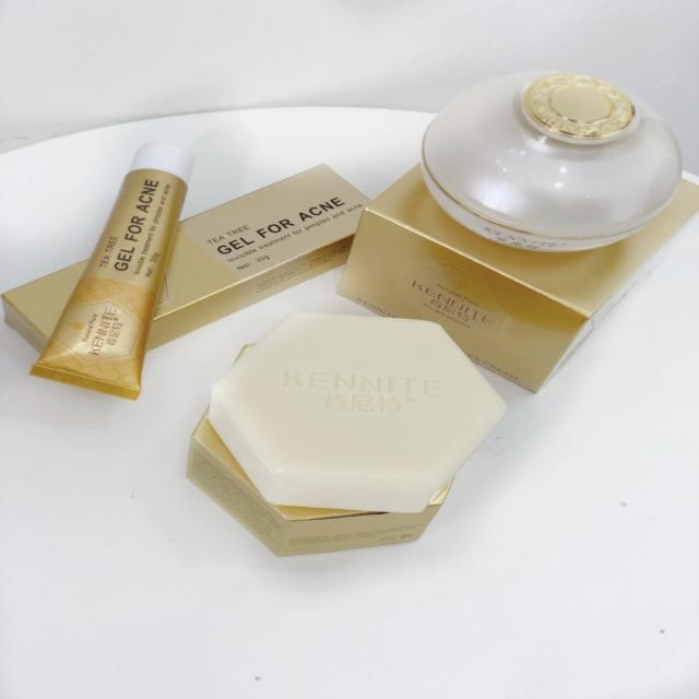 Kennite cream package
