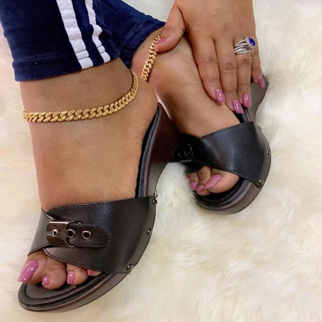 Female Heel Sandals