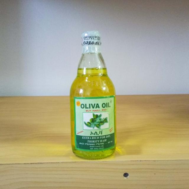 Oliva Oil - Hair Oil
