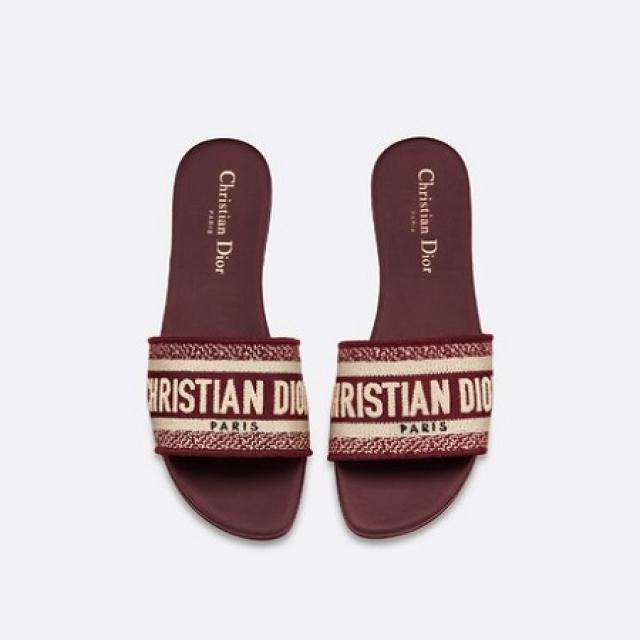Christian Dior Ladies Sandals