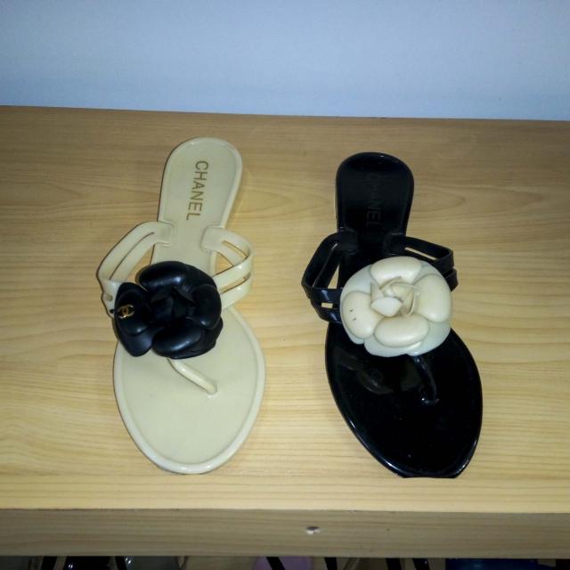 Chanel Jelly Women Sandals