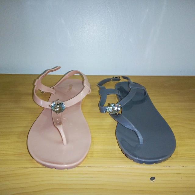Women Fashion Jelly Sandals