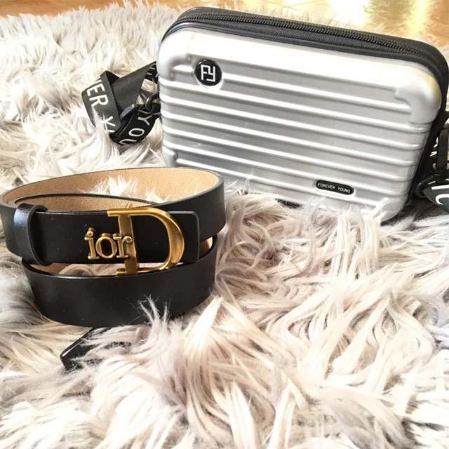 Fabtrend Dior belt
