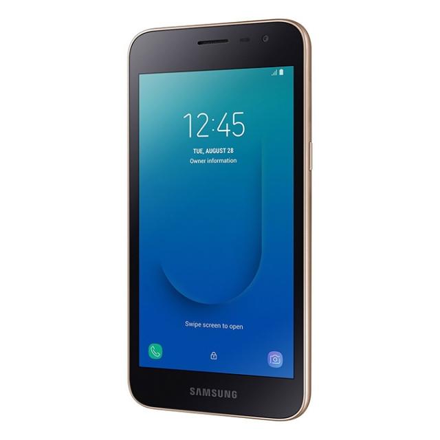 Samsung Galaxy J2 Core Dual Sim - 8GB, 1GB RAM, 4G LTE, Gold