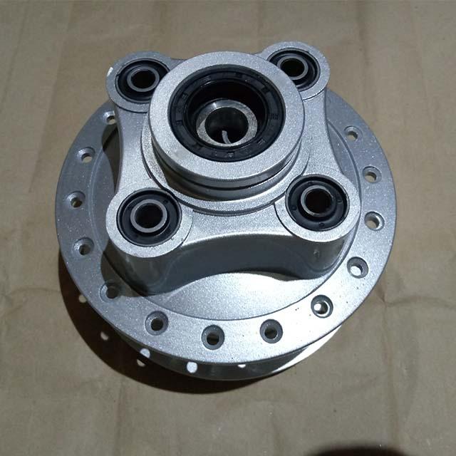 RBR Small hub CG