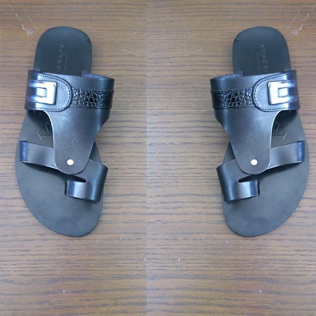 Black  Sandals for Men