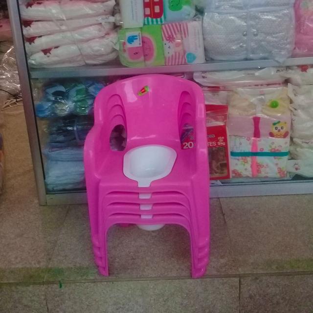 Khajumo Baby Pot Chair