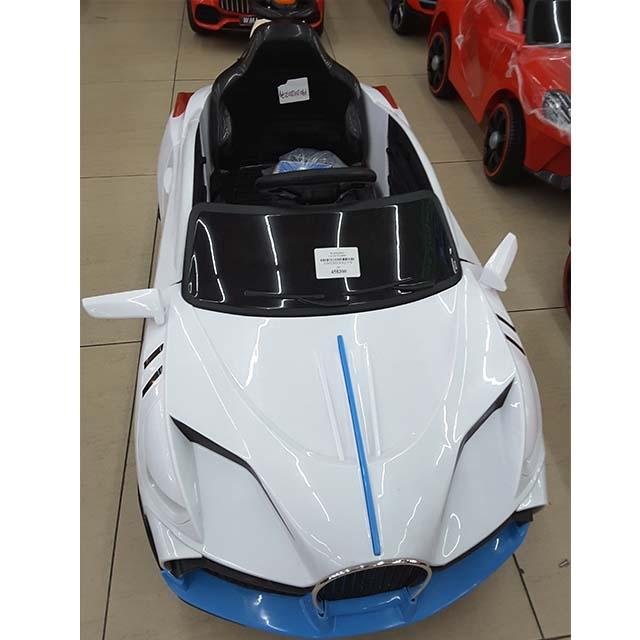 Rechargeable car - Bugatti model