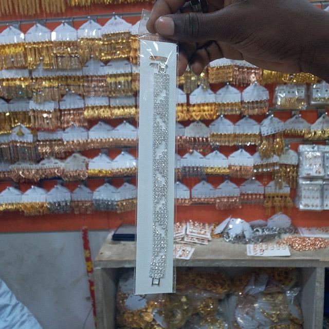Crystal Shining Wrist Bracelet 12 Pieces(Dozen)