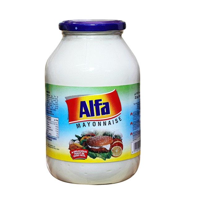 Alfa Mayoniaise