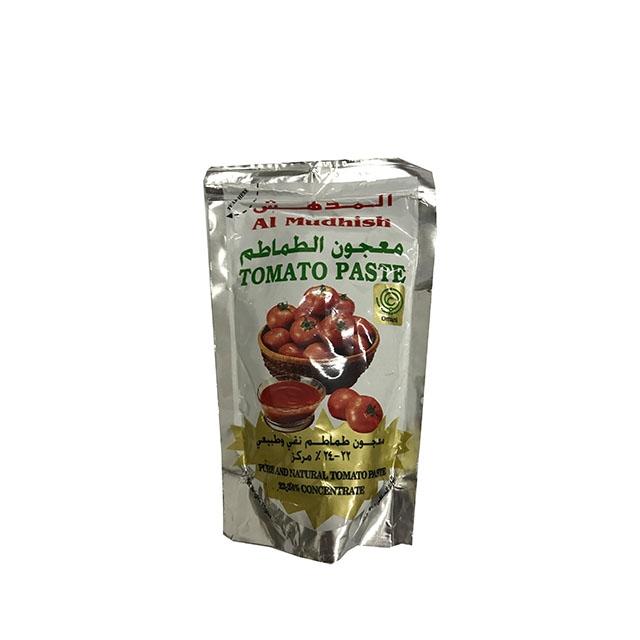 Al Mudhish Tomato paste - 75g
