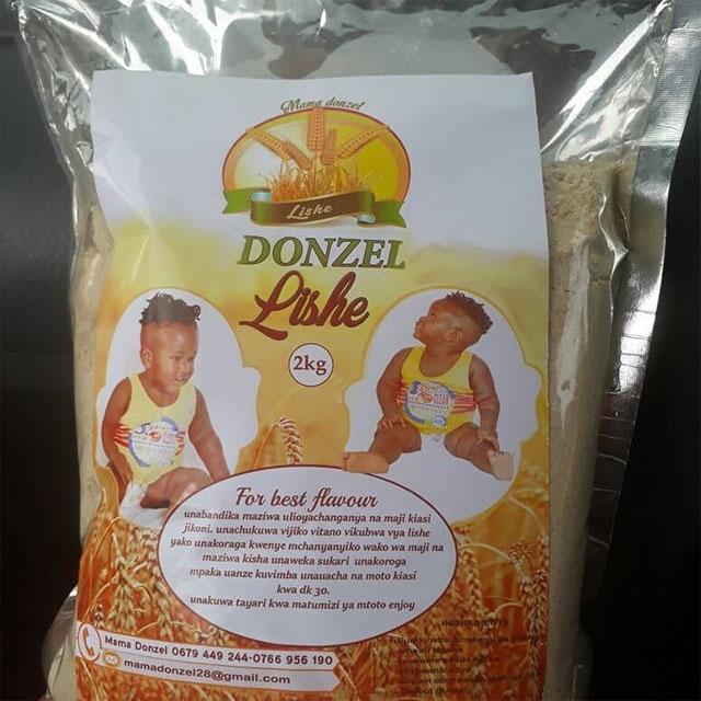 Donzel Lishe flour - 2kg