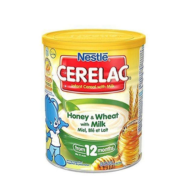 Cerelac(12 Month) - Banana,Wheat,Honey - 400g